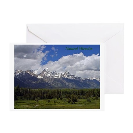 Grand Tetons Greeting Cards (Pk of 20)