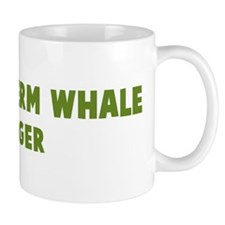 Pygmy Sperm Whale Hugger Mug