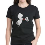 NJ > U Women's Dark T-Shirt