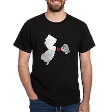 NJ > U T-Shirt