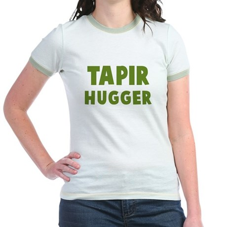 Tapir Hugger Jr. Ringer T-Shirt