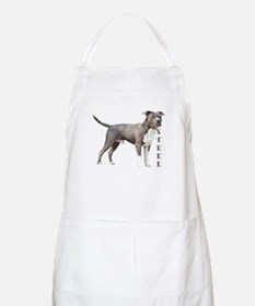 Made of Steel with a Heart O BBQ Apron