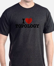 I Love Topology T-Shirt
