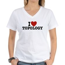I Love Topology Shirt