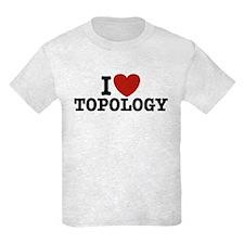 I Love Topology T-Shirt
