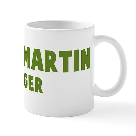 Purple Martin Hugger Mug