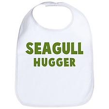 Seagull Hugger Bib