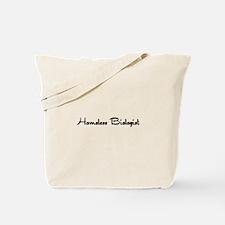 Homeless Biologist Tote Bag