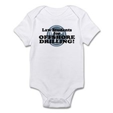 Law Students For Offshore Drilling Infant Bodysuit