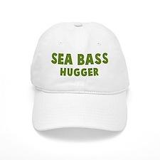 Sea Bass Hugger Baseball Cap