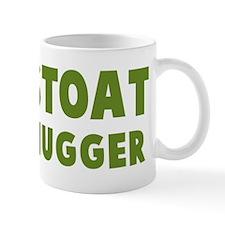 Stoat Hugger Mug
