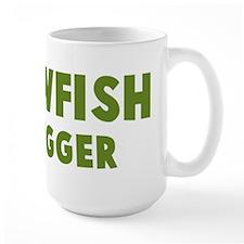 Sawfish Hugger Mug