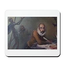 Cervantes Mousepad