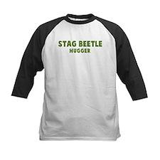 Stag Beetle Hugger Tee