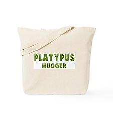 Platypus Hugger Tote Bag