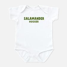 Salamander Hugger Infant Bodysuit