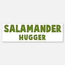 Salamander Hugger Bumper Bumper Bumper Sticker