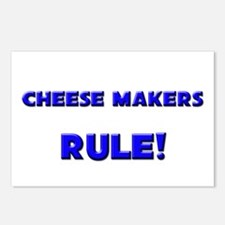 Cheese Makers Rule! Postcards (Package of 8)