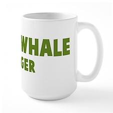 Sperm Whale Hugger Mug
