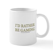 I'd Rather Be Gaming Mug