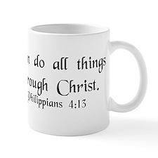 """""""Do All Things"""" Mug"""