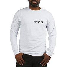 WSBBA Long Sleeve T-Shirt