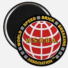 "WSBBA 2.25"" Button"