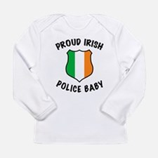 irishbadgebaby Long Sleeve T-Shirt