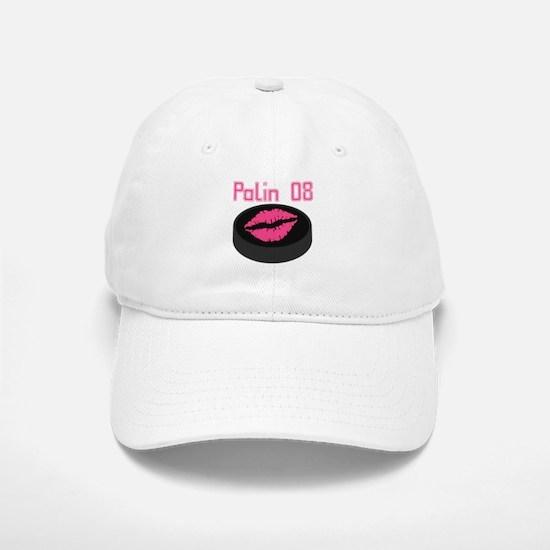 Palin Puck 08 Baseball Baseball Cap