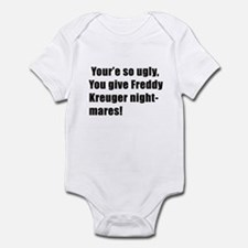nightmares Infant Bodysuit