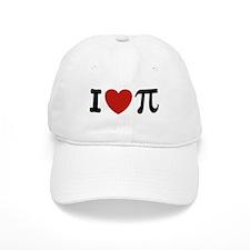 I Love Pi Baseball Cap