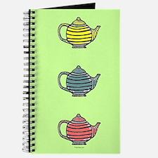 Teapots! Tea Journal