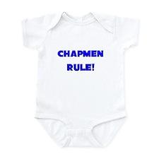 Chapmen Rule! Infant Bodysuit