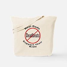 REAL DADS Tote Bag