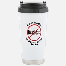 REAL DADS Stainless Steel Travel Mug