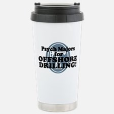 Psych Majors For Offshore Drilling Travel Mug
