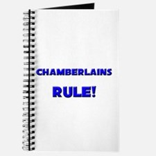 Chamberlains Rule! Journal