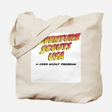 Adventure Scouts USA Tote Bag
