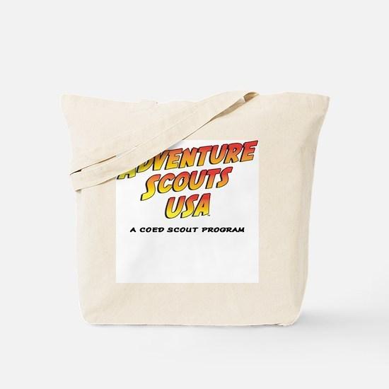 Adventure Scouts USA Tote Bag