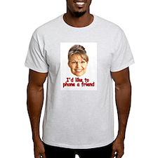 Cute Sarah palin T-Shirt