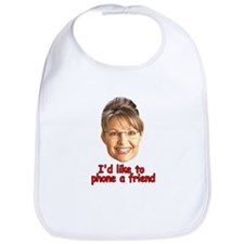 Cool Sarah palin Bib
