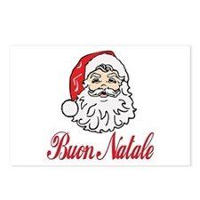 Buon natale Postcards (Package of 8)