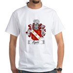Rigotti Family Crest White T-Shirt