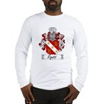 Rigotti Family Crest Long Sleeve T-Shirt