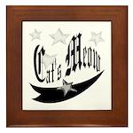 Cat's Meow Framed Tile