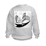 Cat's Meow Kids Sweatshirt
