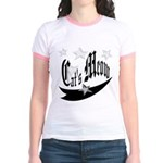 Cat's Meow Jr. Ringer T-Shirt