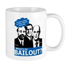 Economic Bailout Mug
