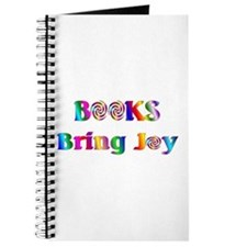 Books Bring Joy Journal