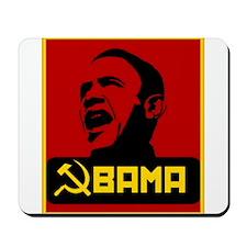 Obama Party Loyalist Mousepad